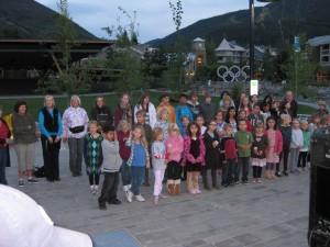 Peace Celebrations 2011