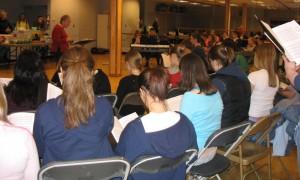Nova Scotia Choir 2005
